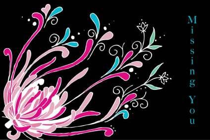 Chrysanthemum Missing You