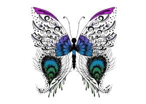 Victorian Butterfly