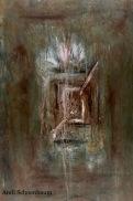"""Renascence"" Andi Schoenbaum 24""x36"" Oil on Canvas 2017"