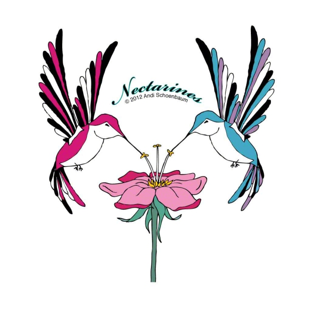 Nectarines Logo